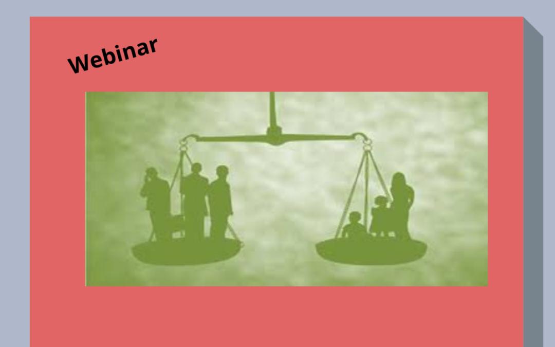 Trabajo Social en la Administración de Justicia. Nuevo webinar en el COTSN.