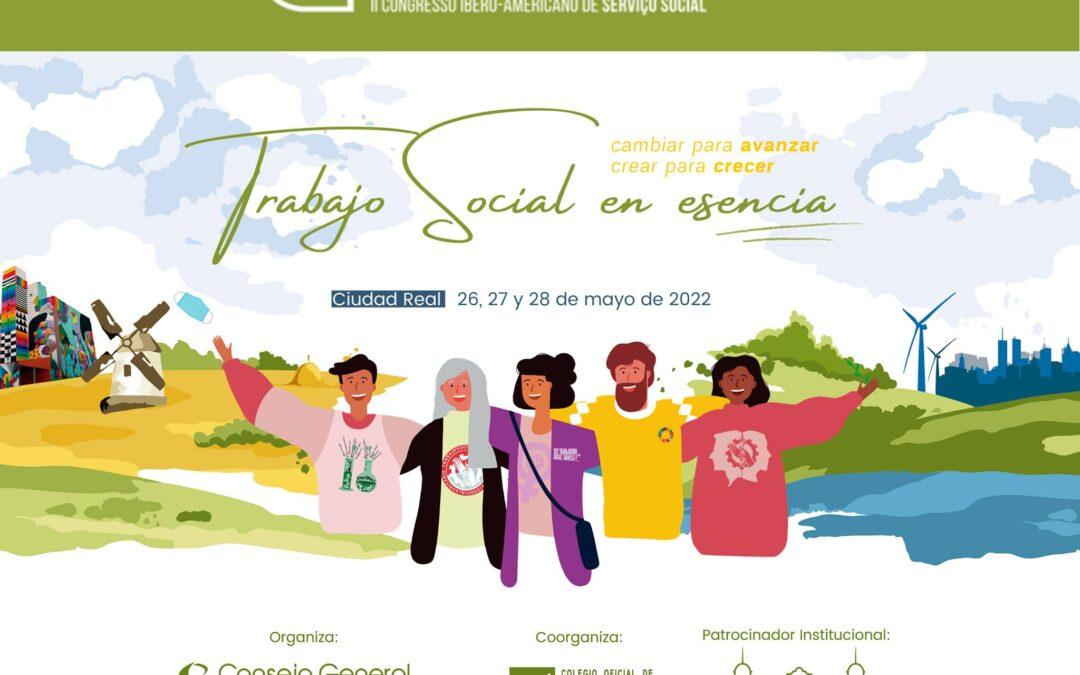 XIV Congreso Estatal de Trabajo  Social/ II Congreso Iberoamericano de Trabajo Social.